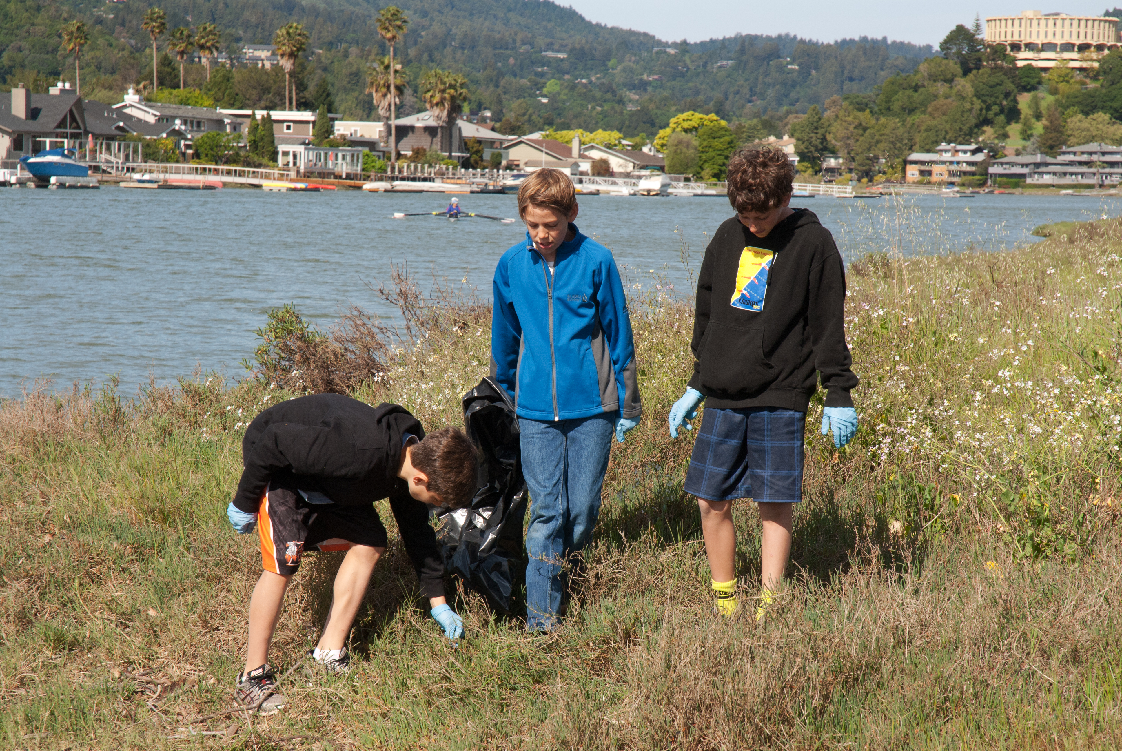 Friends of corte madera creek watershed working to - Maderas al corte ...